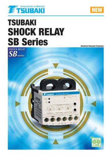 Tsubaki SB Series Shock Relay