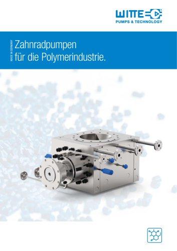 Pumpen für die Polymerindustrie