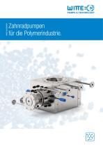 Pumpenlösung für die Polymerherstellung und Extrusionsanwendungen