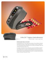 X-Rite Ci61™ Tragbares Spektralfotometer