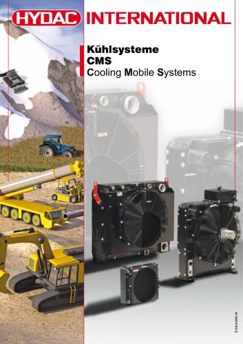 CMS Cooling Mobile System