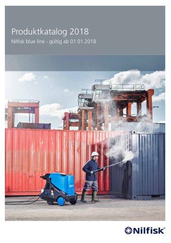 Produktkatalog 2018 Nilfisk blue line - gültig ab 01.01.2018