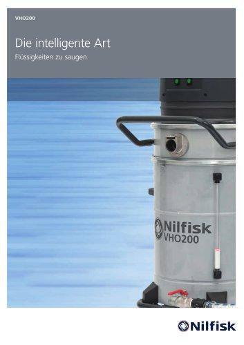 VHO200 - Die intelligente ART Um Flüssigkeiten zu Saugen