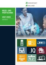 Mess- und Prüftechnik - 2019/2020 Hauptkatalog