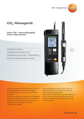 CO2-Messgerät - testo 535