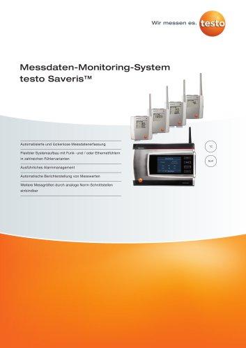 Messdaten-Monitoring-System testo Saveris™