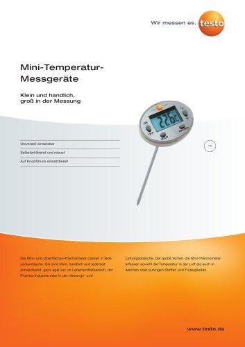 Mini-Temperatur-Messgeräte