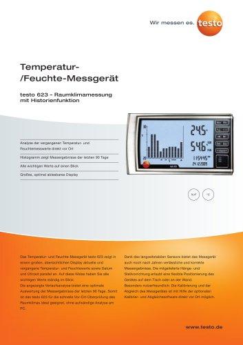 Temperatur-/Feuchte-Messgerät - testo 623
