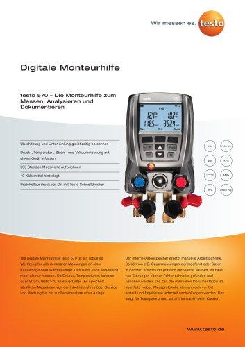 testo-570-Datasheet DE