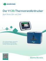 Der V120i Thermotransferdrucker