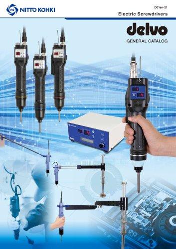 delvo - Electric screwdrivers