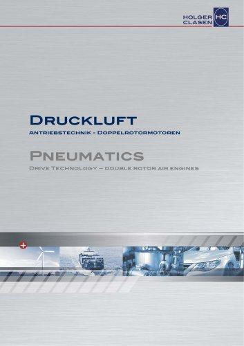 DRUCKLUFTMOTOREN - Doppelrotormotoren