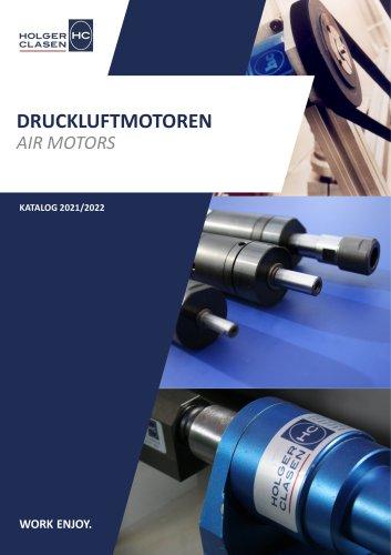 Druckluftmotoren - Lamelle, Doppelrotor