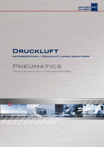 DRUCKLUFTMOTOREN - Lamellenmotoren