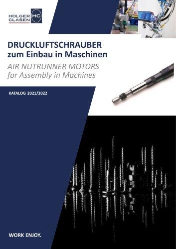 Werkzeug für die Montagetechnik - Einbauschrauber