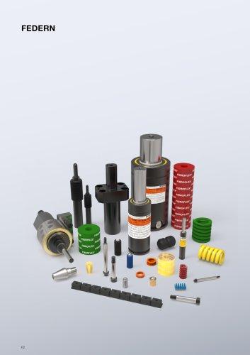 Federn / Gasdruckfedern