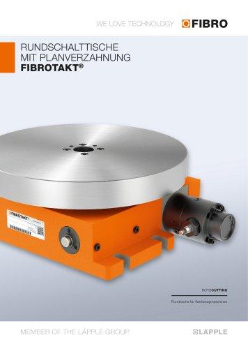 FIBROTAKT  Wird eingesetzt als Werkstück- und Vorrichtungsträger oder als Träger von Werkzeugen