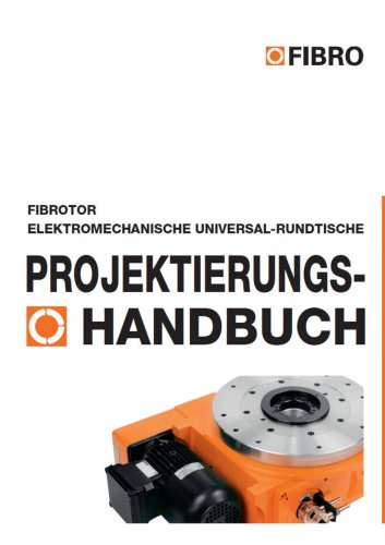 Projektierungshandbuch - FIBROTOR
