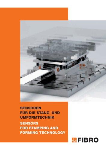 Sensoren für die Stanz- und Umformtechnik