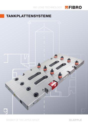 Tankplattensystem / Katalog