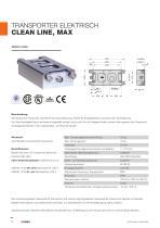 Transporter, elektrisch - BLACK LINE / CLEAN LINE - 10