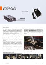Transporter, elektrisch - BLACK LINE / CLEAN LINE - 2