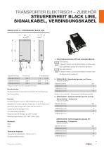 Transporter, elektrisch - BLACK LINE / CLEAN LINE - 7