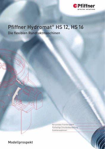 Hydromat HS12 und HS16
