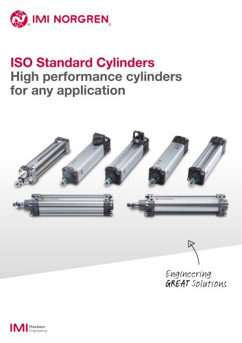 ISO Standard Cylinders