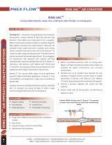 Air Operated Conveyor - Ring Vac™