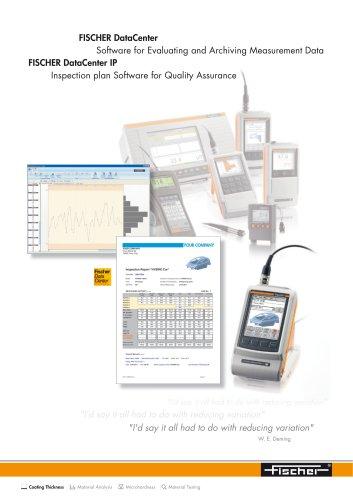 Calibration and Accessories-DataCenter, DataCenter IP