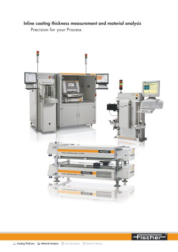 Inline Measuring Systems