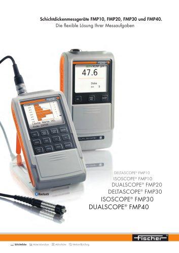 Schichtdickenmessgeräte der Serie FMP10-40