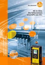 All-in-One. Die fehlersichere SmartSPS von ifm. - 1