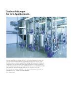 Automatisierungstechnik für die Lebensmittelindustrie Katalog 2015/2016 - 2