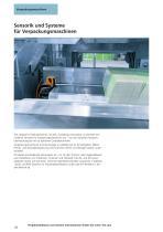 Automatisierungstechnik für die Verpackungsmaschinenindustrie Katalog 2019/2020 - 16