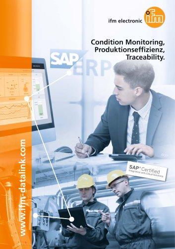 Condition Monitoring, Produktionseffizienz, Traceability 2015