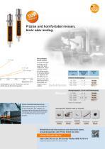 Mit Display und Bedientasten: Kompakte Infrarot-Temperatursensoren von ifm. - 4