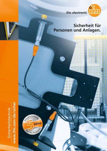 ifm - Sicherheit für Personen und Anlagen.