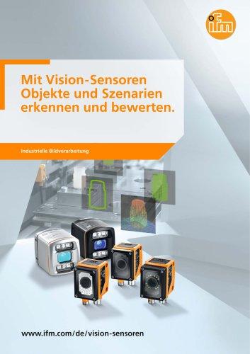 Industrielle Bildverarbeitung 2016. Mit Vision-Sensoren Objekte und Szenarien erkennen und bewerten.