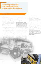 Industrielle Bildverarbeitung 2016. Mit Vision-Sensoren Objekte und Szenarien erkennen und bewerten. - 3