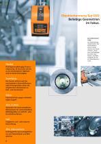 Industrielle Bildverarbeitung 2016. Mit Vision-Sensoren Objekte und Szenarien erkennen und bewerten. - 7