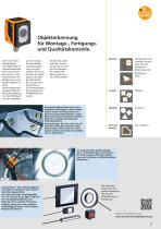 Industrielle Bildverarbeitung 2016. Mit Vision-Sensoren Objekte und Szenarien erkennen und bewerten. - 8