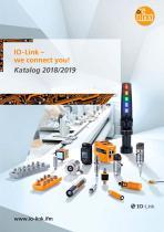 IO-Link Katalog 2017/2018 - 1