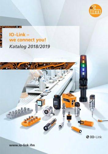 IO-Link Katalog 2017/2018