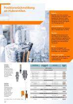 Rückmeldesysteme für Hubventile und Schwenkantriebe 2012 - 12