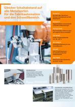 Ein Schaltabstand für alle Metalle. Induktive Sensoren Kplus - 2