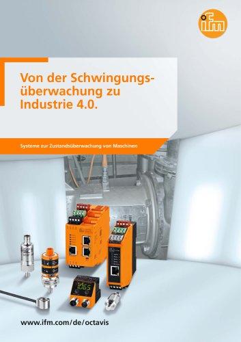 Von der Schwingungsüberwachung zu Industrie 4.0.