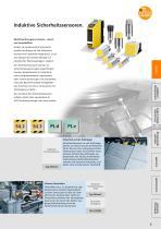 Sicherheitstechnik - Sensoren und Systemlösungen von ifm. - 6