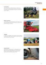 Steuerungssysteme für den Einsatz in mobilen Arbeitsmaschinen Katalog 2016/2017 - 8